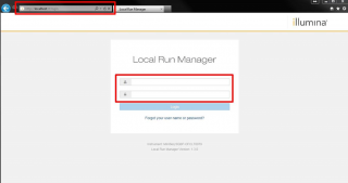 Local Run Manager