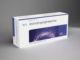 2019-nCOV IgG/IgM Rapid Test